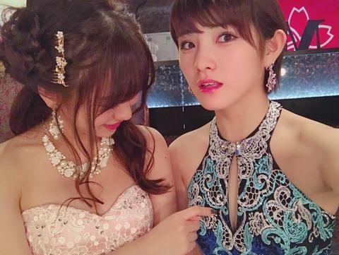 【AKB48】篠崎彩奈「指原さんから迷惑メールがきて困る。量がすごぃ」