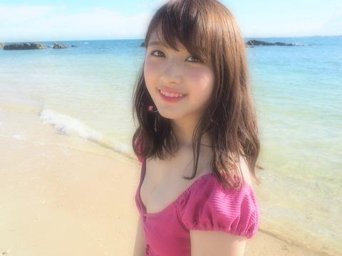 【元AKB48】なーにゃのおっぱいスゲーwwwwww【大和田南那】