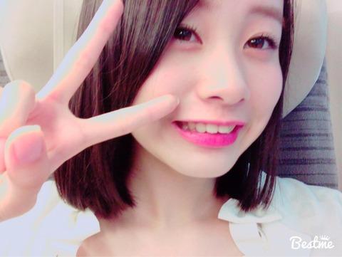 【悲報】アイドル横丁ライブでチーム8横山結衣のスカートが落下!パンツ姿で熱唱!!