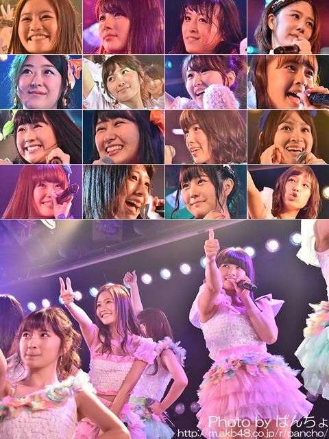 【AKB48G】全く興味無かったのに劇場で心を奪われたメンバーは?
