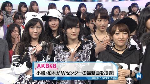 【Mステ】帽子まゆゆがかわい過ぎでワロタwww【AKB48・渡辺麻友】