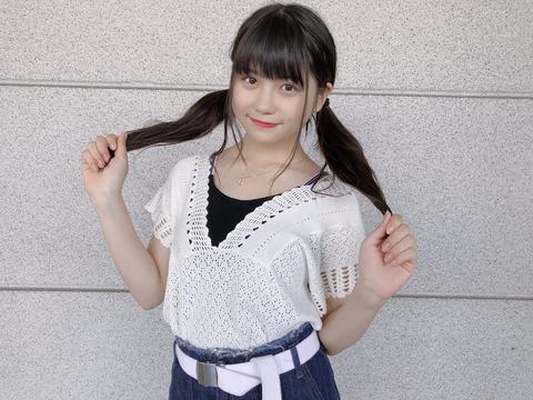 【AKB48総選挙】年長メンばかりのSKE48から小畑優奈は選抜に入れるのか?