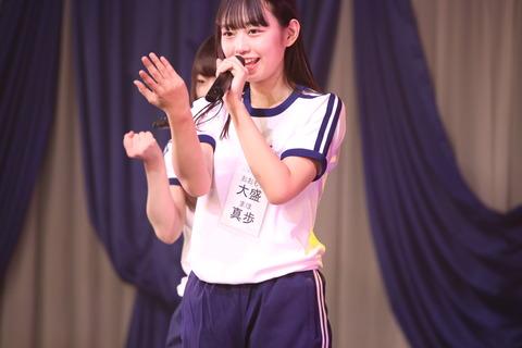 【AKB48】西川怜「大盛真歩は小嶋陽菜の後継者」