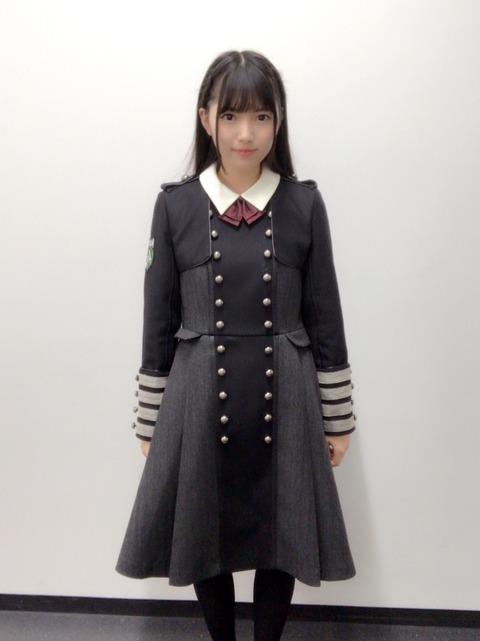 【悲報】欅坂46の新衣装が完全にナチス【画像あり】