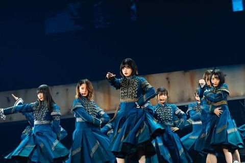 【悲報】欅坂46の9thシングル発売が白紙に(14)