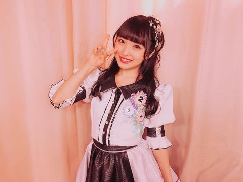 【AKB48】向井地美音「最近は自分のためよりグループのために頑張っている」