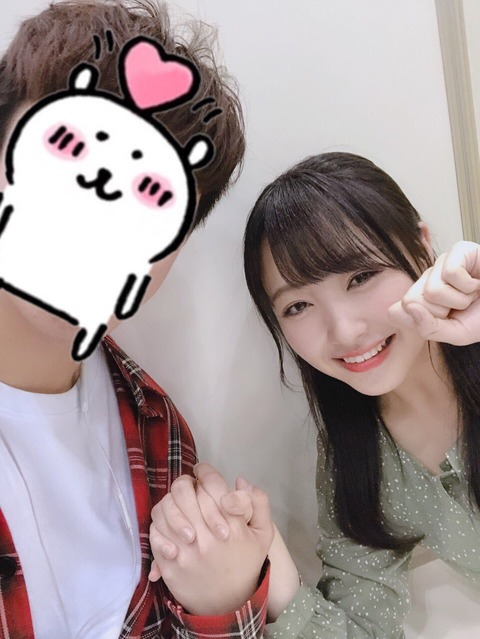 【STU48】石田千穂さん、握手会での行為を釈明!「リクエストに応えただけ、オタクにDMしてない、1億%ない!」