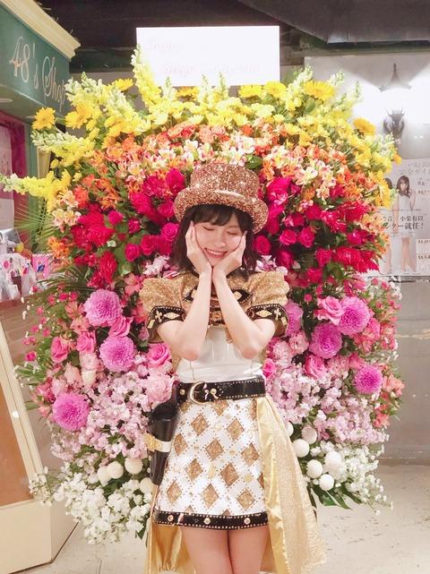 【AKB48】谷口めぐ「もし来年総選挙があるなら、選抜メンバーを目指したい」