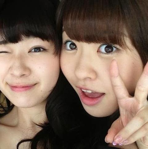 【AKB48】小笠原茉由と中西智代梨ってどっちが好きか調べたら半々くらいになりそう