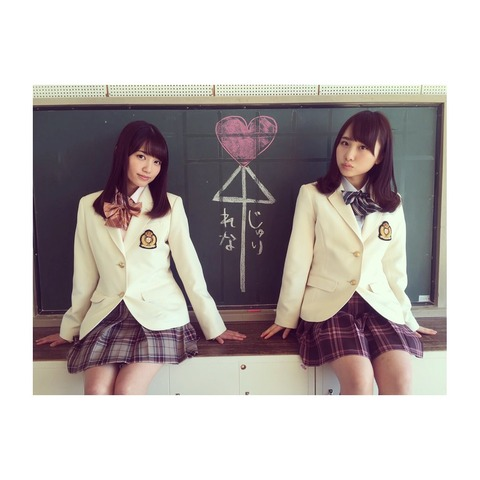 【AKB48】マジすか学園じゃなくてマジゆり学園が見たい