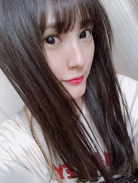 【HKT48】植木南央「髪暗くしたゴン。。。久しぶりだ。。」
