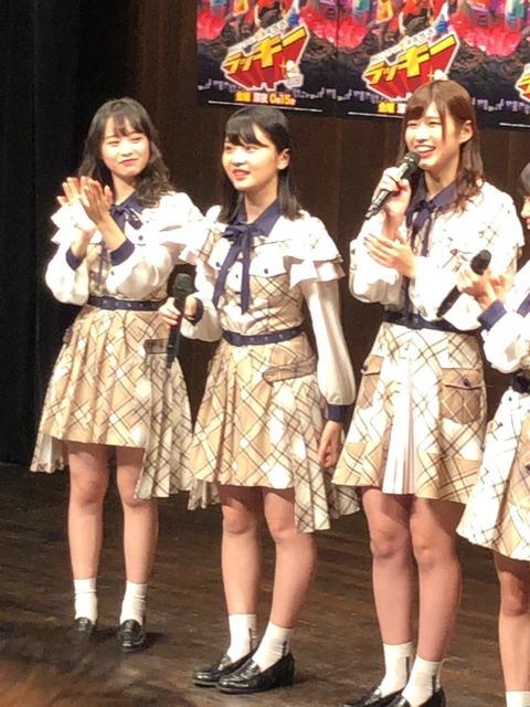 【AKB48】チーム8、東北の新メンバーがお披露目!!!