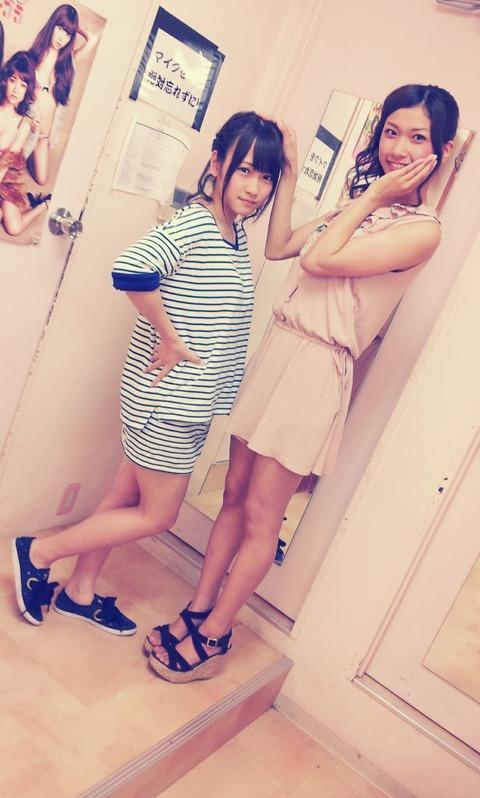 【AKB48】森川彩香の生脚wwwwwwwww