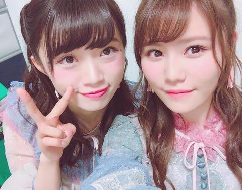 【AKB48Gじゃんけん大会】中井込山がユニット結成!!!【中井りか・込山榛香】