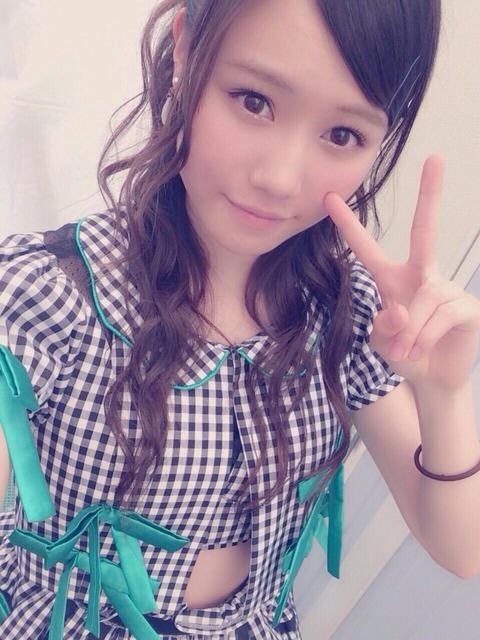【AKB48】最近のこみはるって急に大人っぽくなったな【込山榛香】