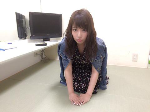 【NMB48】山田菜々からのお願い「まだまだ未熟な妹ですがよろしくお願いいたします」【山田寿々】