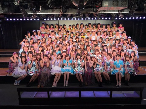 AKB48って結局今第何章なの?