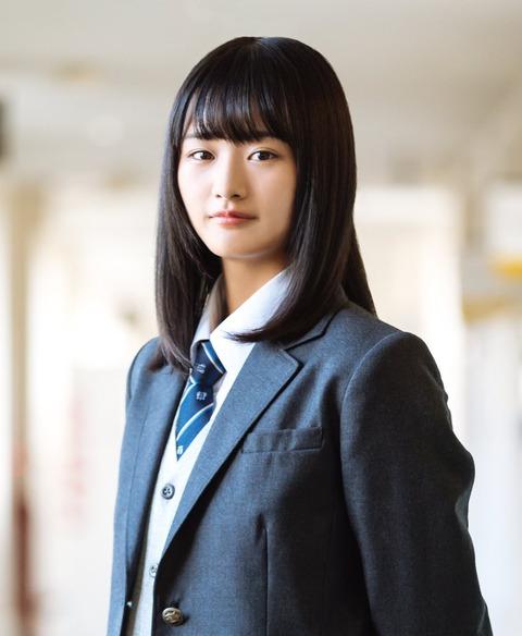 【朗報】ついに欅坂46に平手以来の逸材がキタ━━━(゚∀゚)━━━!!