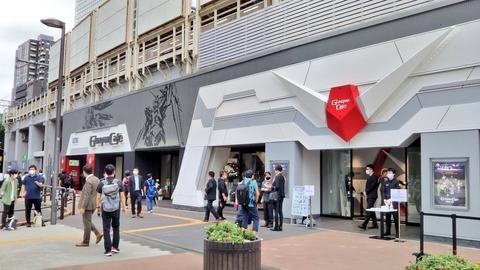 【祝】ガンダムカフェがAKB48カフェを飲み込んでリニューアルオープン!