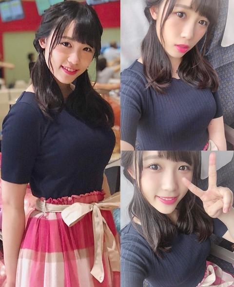 【AKB48G】2019年新春お●ぱい祭り!!!【画像】