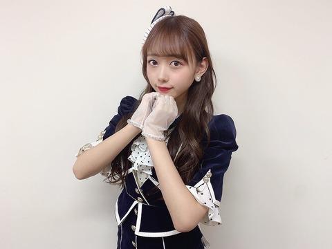 【悲報】AKB48大盛真歩さん、天狗になる