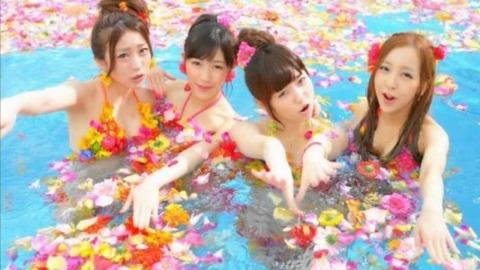 【AKB48】結局シングル史上一番の糞曲は「さよならクロール」でいいの?