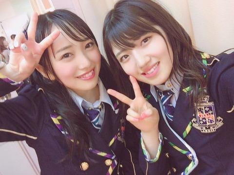【AKB48】みーおんとゆいりーならどっちとしたい?【向井地美音・村山彩希】