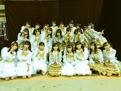 【AKB48G】今ヲタが求めてるのは「U-17選抜の全国ツアー」だよな