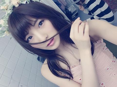 【悲報】AKB48岡田奈々さん、モバメで突然のうんこ発言www