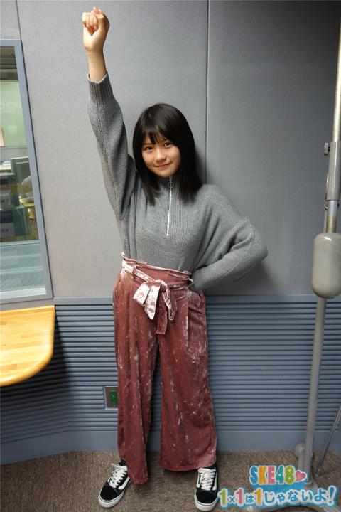 【朗報】SKE48小畑優奈ちゃん、ラオウだった!!!