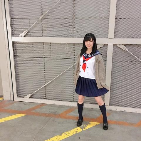 【AKB48G】衣装はやっぱり制服がイイという風潮