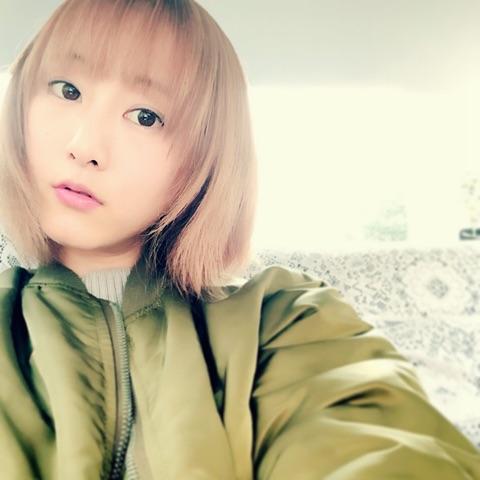 松井玲奈さん、金髪不評で髪色を変更も「大事なのは中身」
