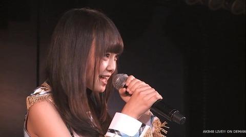【朗報】AKB48劇場に天使が舞い降りた模様【樋渡結衣】