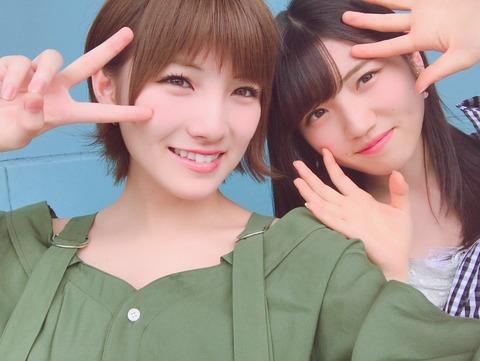 【AKB48】岡田奈々さん、EX大衆から村山彩希の水着チェキをゲットして大喜びwww