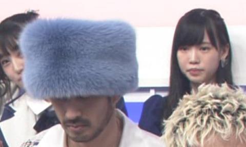 【HKT48】なっぴこと運上弘菜ちゃんがMステて平井堅さんのへんてこ帽子に釘付けwww