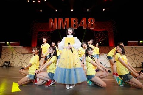 【NMB48】市川美織「NMBとの兼任が無かったら辞めていた」