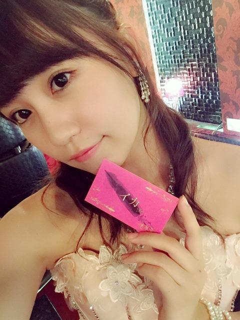 【AKB48G】巨乳顔で貧乳なメンバーを見ると胸さえあればって・・・