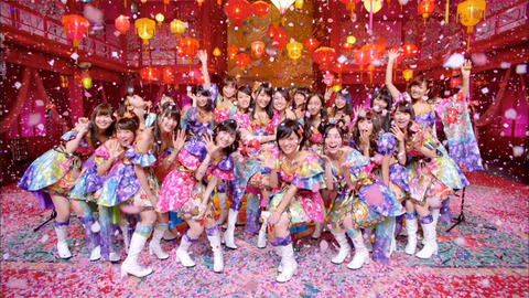 【AKB48G】今年あった衝撃的な出来事【2016年】