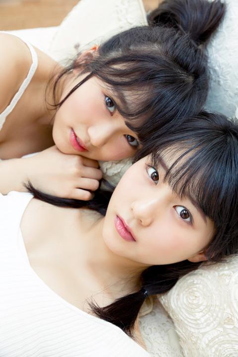 【HKT48】なこみくってどっちが可愛いと思う?【矢吹奈子・田中美久】