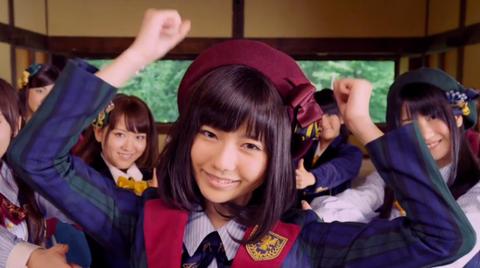 【AKB48G】三大「顔だけでのし上がって来たメンバー」と言えば島崎遥香、あと2人は?