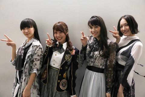 【SKE48】ちゅりが大好きなPerfumeと写真を撮ってもらってご満悦【高柳明音】