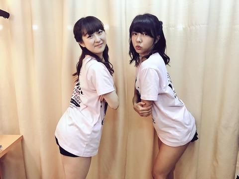 【AKB48】こまりこといずりな、お前らはどっちを選ぶの?【中村麻里子・伊豆田莉奈】