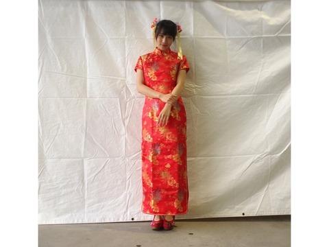 【NMB48】城ちゃんのチャイナ服姿の破壊力が凄い!!!【城恵理子】