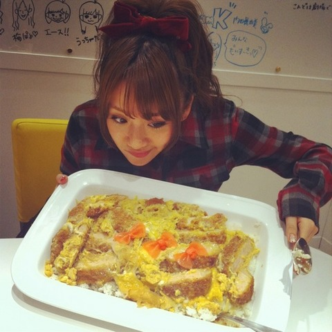 【悲報】AKB48高橋みなみの体重は37㎏【カツ丼食え!】
