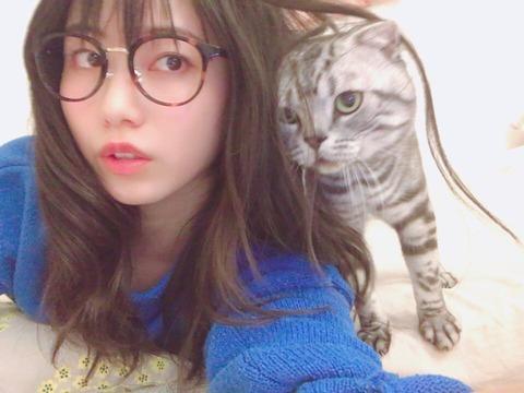 【画像】ゆいはんがいつの間にか髪を染めてる!【AKB48・横山由依】