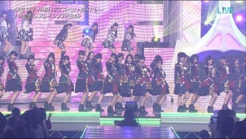 【悲報】AKB48「希望的リフレイン」2日目売上は37,812枚