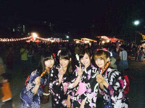 【悲報】左上ちゃんが不良になっちまっただ・・・【AKB48・福岡聖菜】