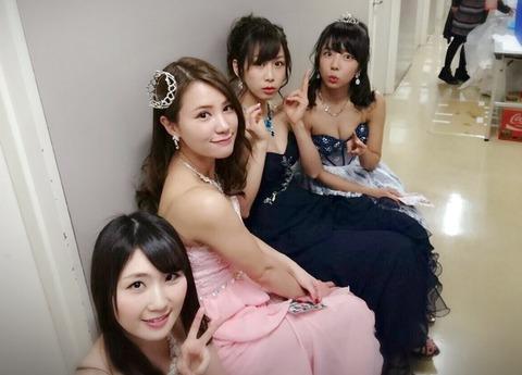 【AKB48】どう見ても完全に場末のキャバ嬢出勤前www【大家志津香】
