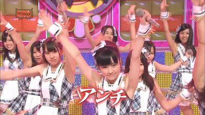 【AKB48G】アンチが付きにくいメンバーっているよね