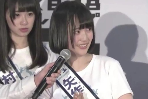 【AKB48】矢作萌夏がいきなり新チームKのセンターに立つ可能性